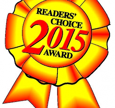 Winner of Reader's Choice 2015: Best Naturopath